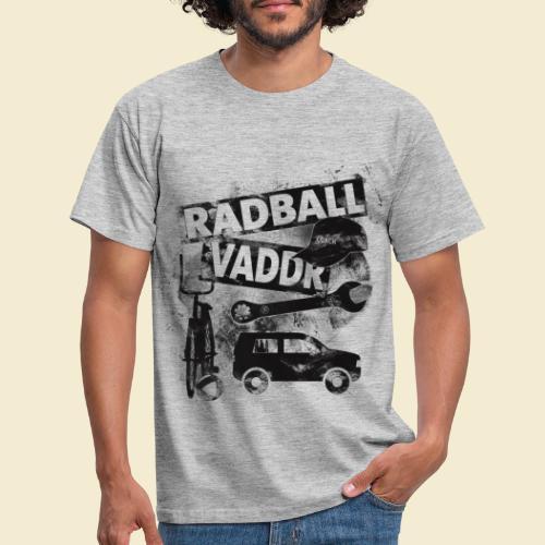 Radball   Vaddr - Männer T-Shirt