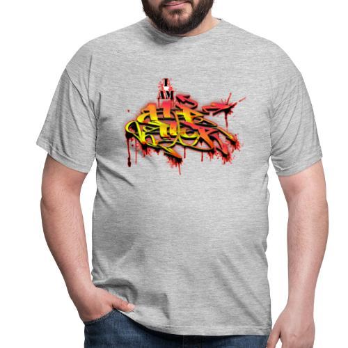 I Am Hip Hop - Männer T-Shirt