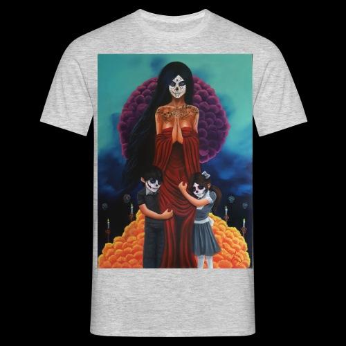 los fieles difuntos - Men's T-Shirt