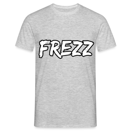 T Shirt FREZZ Noir&Blanc Classique (NOIR) - T-shirt Homme