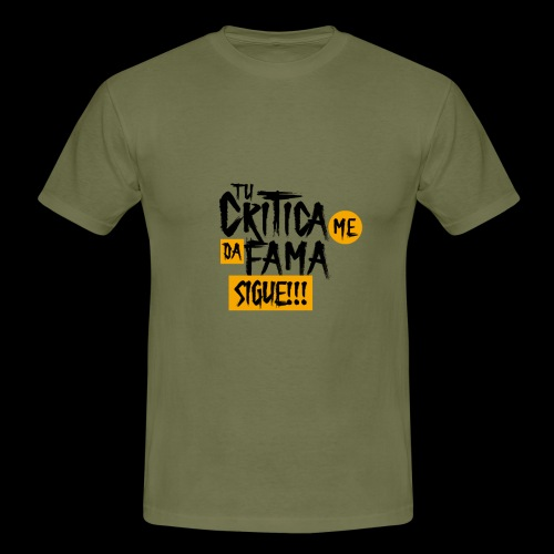 CRITICA - Camiseta hombre