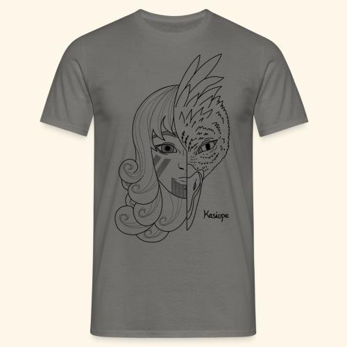 mutation noir - T-shirt Homme