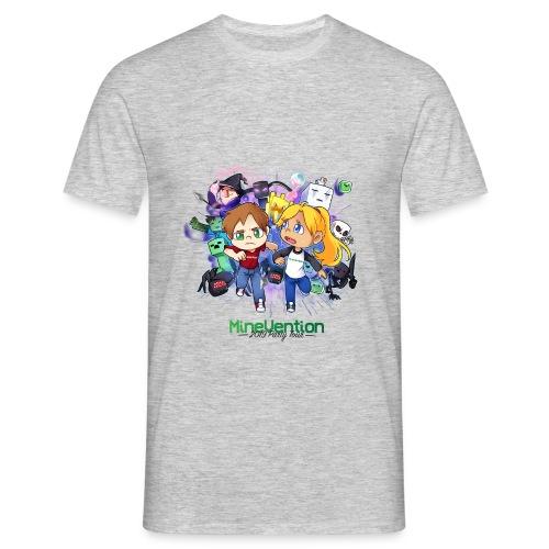 MineVention 2019 Party Tour - Men's T-Shirt