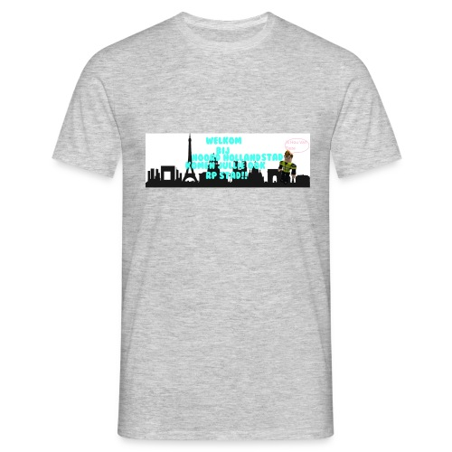 Noord Holland city - Mannen T-shirt