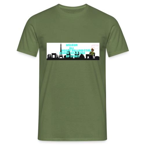 Noord Holland city - Mannen T-shirt