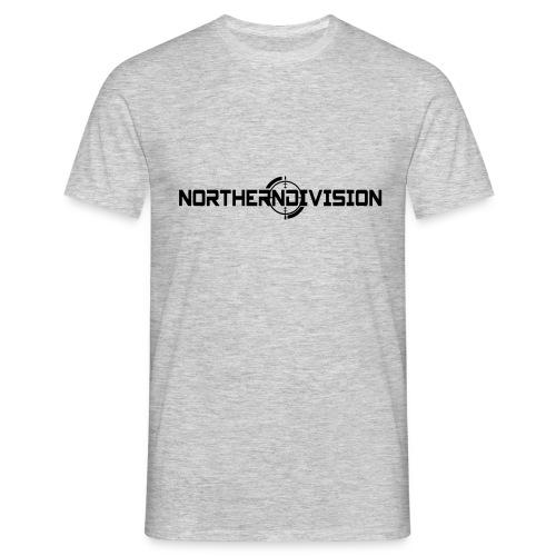 ND CROSSHAIR_TEKSTI_2017 - Miesten t-paita