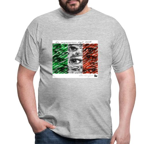 Ci Riconosciamo dagli occhi - Camiseta hombre