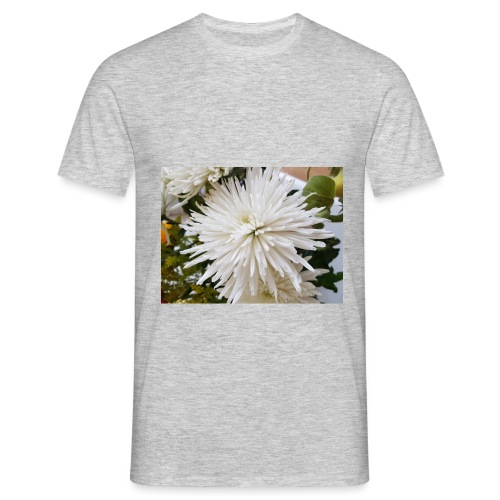 FLOWER - Mannen T-shirt