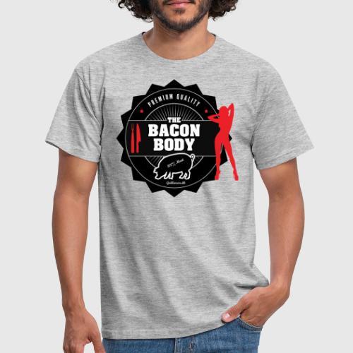 baconbody png - Herre-T-shirt