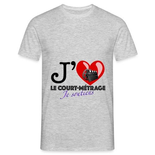 Je soutiens - T-shirt Homme