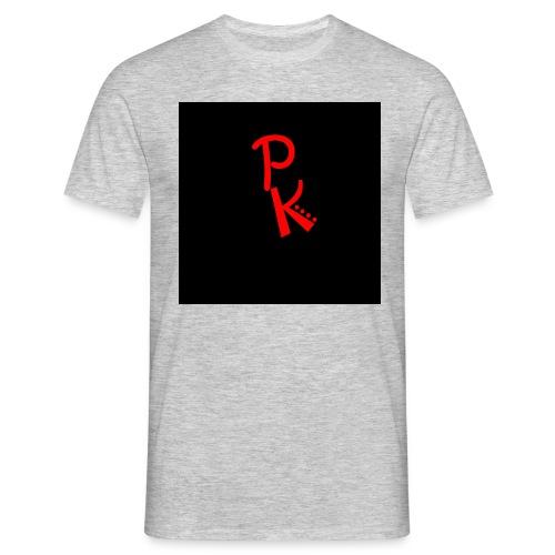 Tekengebied 1 - Mannen T-shirt