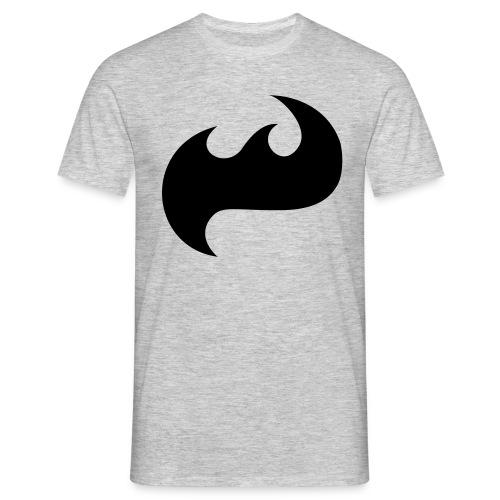 Highfish Logo - Männer T-Shirt