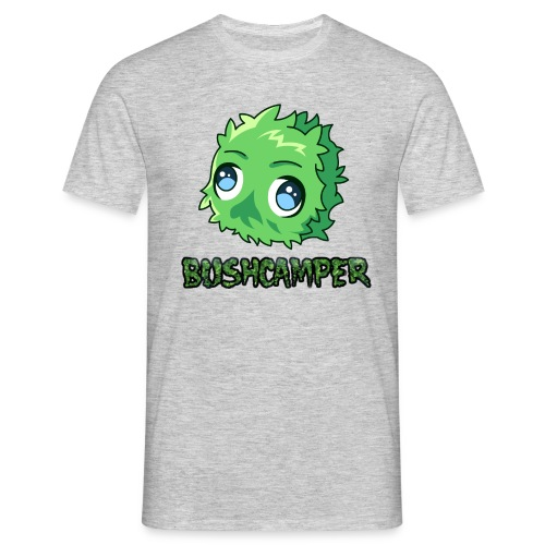 BushCamper Merch - Herre-T-shirt