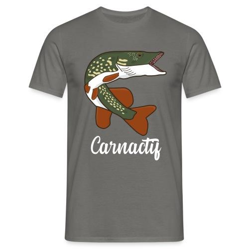brochet carnactif - T-shirt Homme