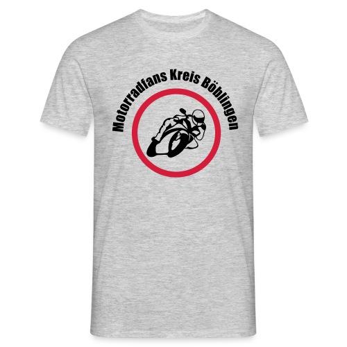 Motorradfans - Männer T-Shirt