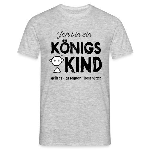 Sany O. Ich bin ein Königs Kind - Männer T-Shirt