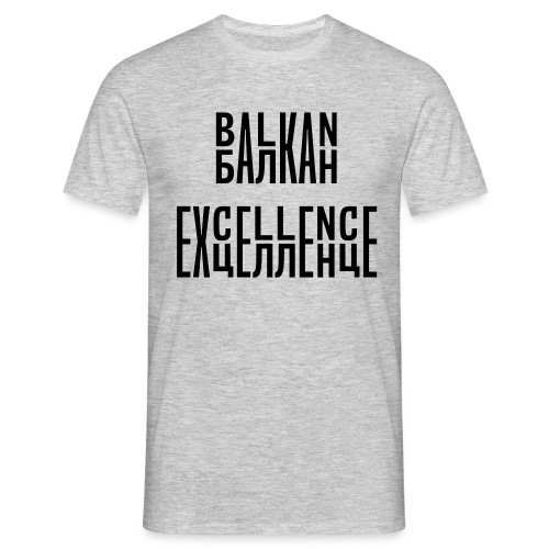 Balkan Excellence vert. - Men's T-Shirt