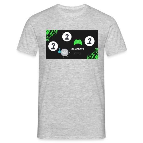 gameboys logo - Mannen T-shirt