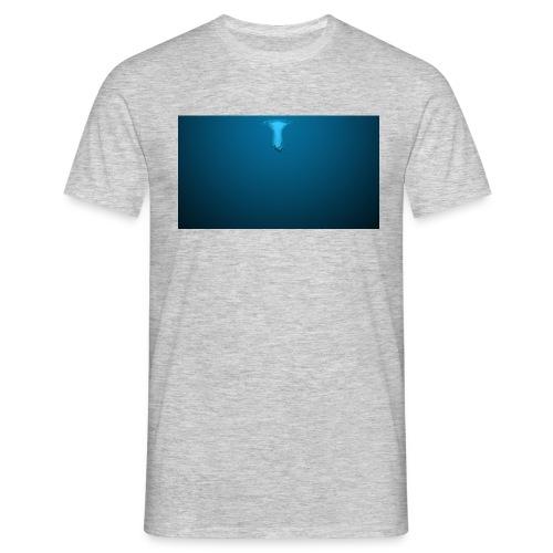 THE DEEP WATER - T-skjorte for menn