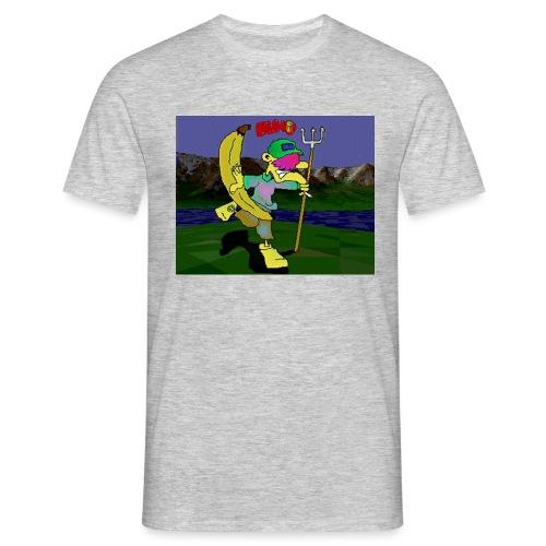 Bruno II - T-skjorte for menn