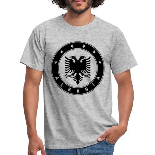 Patrioti Albania Black - Männer T-Shirt