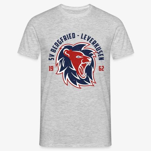 Bergfried Logo Textur png - Männer T-Shirt