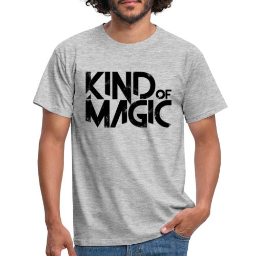 KIND of MAGIC - Männer T-Shirt