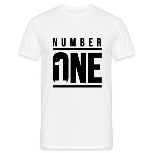 Number ONE - Camiseta hombre