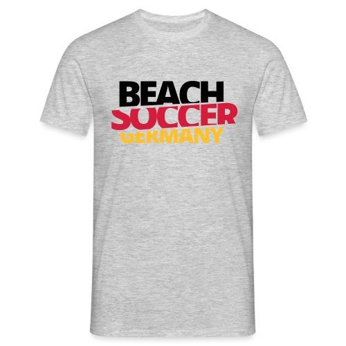 BEACHSOCCER GERMANY - Männer T-Shirt