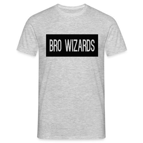 Browizardshoodie - Men's T-Shirt