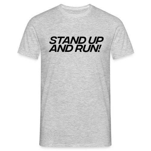 Stand up - Männer T-Shirt