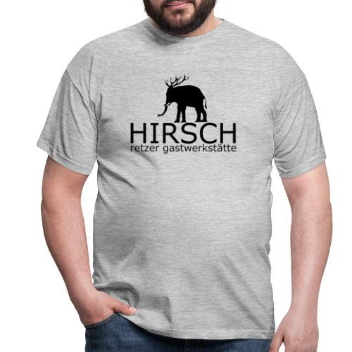 HIRSCH   BlackEditionX - Männer T-Shirt