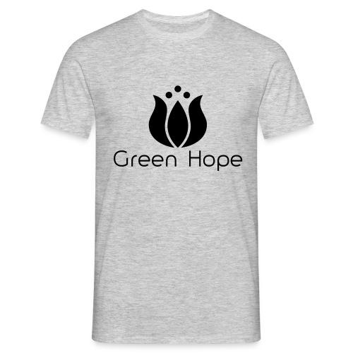 Logo + Ens GreenHope - T-shirt Homme