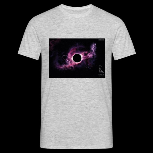 into darkness - Men's T-Shirt