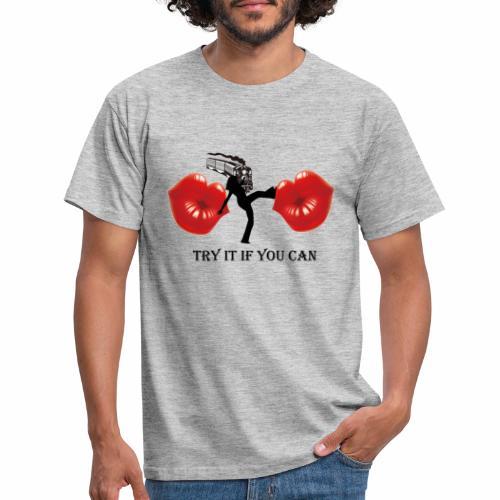 estampado 1 - Camiseta hombre