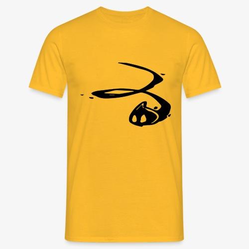 Ink Splat - Mannen T-shirt