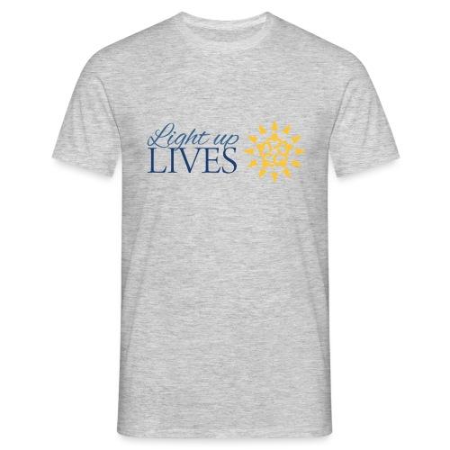 Light up Lives - Men's T-Shirt
