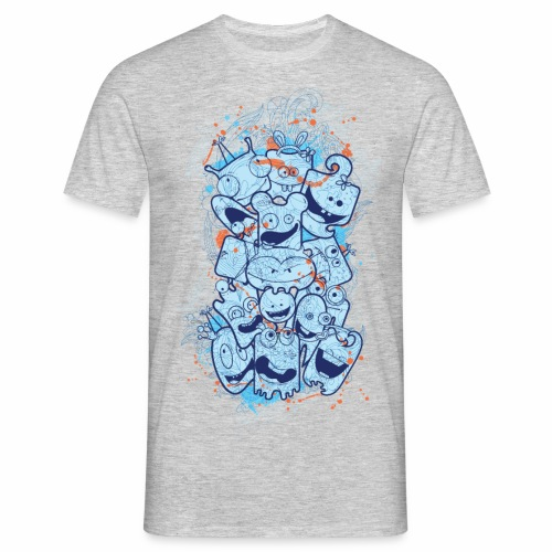 Design 114 - T-shirt herr
