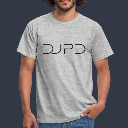 DJ PD in black - Männer T-Shirt