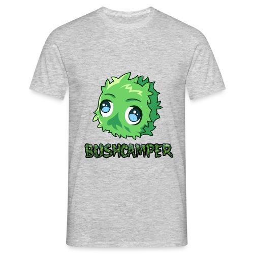 BushCamper Merch - Herre-T-shirt