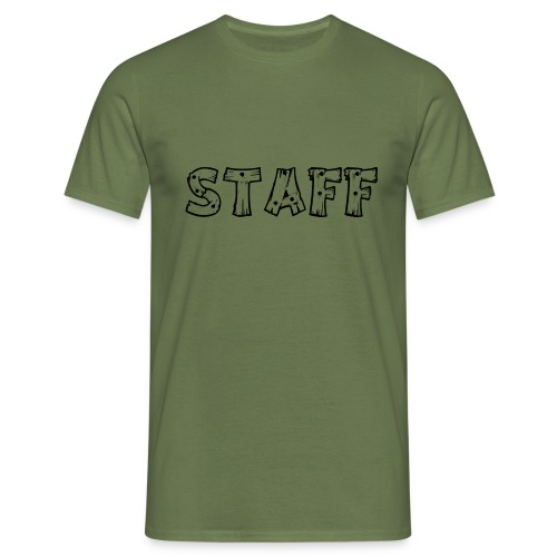 STAFF - Maglietta da uomo