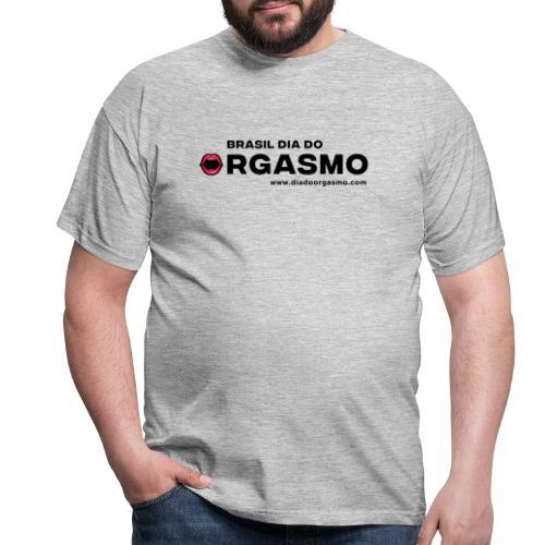 O Dia Nacional do Orgasmo está chegando - Men's T-Shirt
