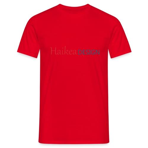 haikea logo - Miesten t-paita