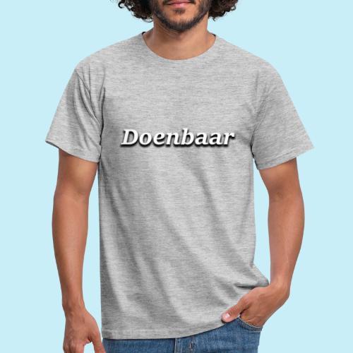 doenbaar - T-shirt Homme