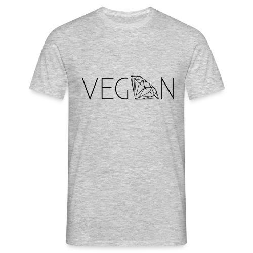 vegan - T-shirt Homme
