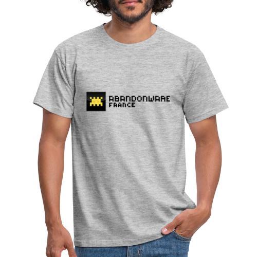 Logo Abandonware france - T-shirt Homme