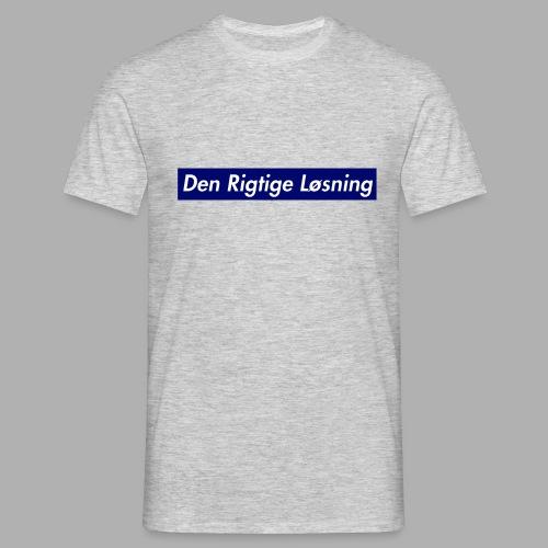 DRL BOGO - Herre-T-shirt