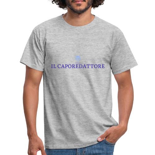 logo large - Maglietta da uomo