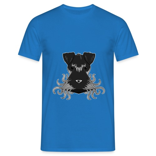 Schnauzer Cult - Miesten t-paita
