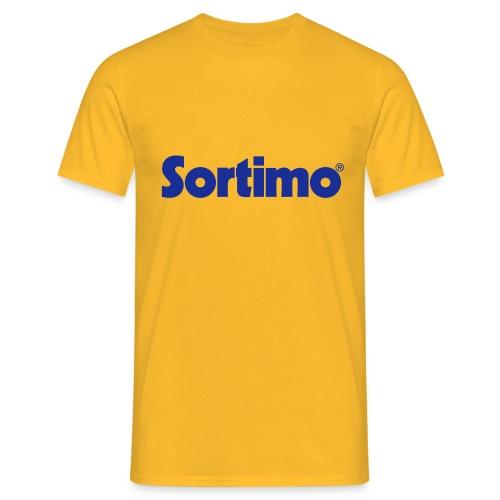 Sortimo - T-shirt herr